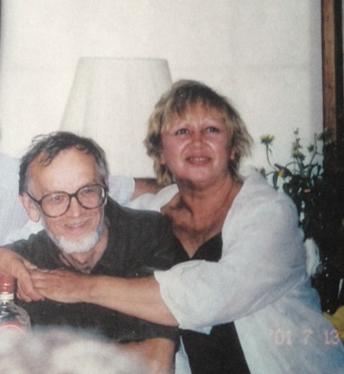 Гелий Донской и Таня Лоскутова