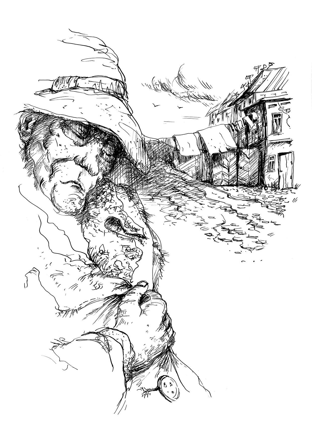 Рисунок Риммы Мустафиной