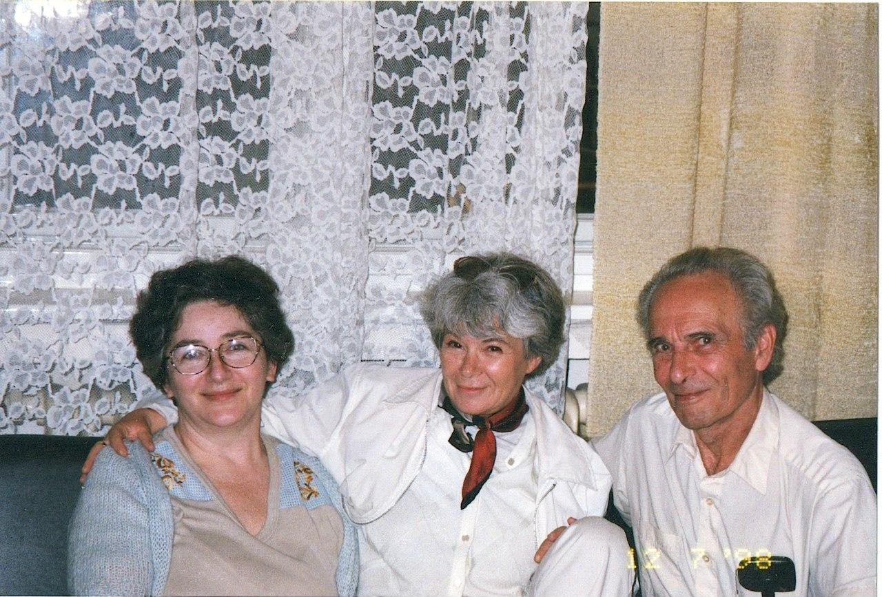 Людмила Ковнацкая; Ирэна Орлова (Ясногородская); Генрих Орлов