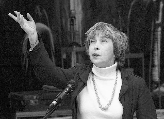 Елена Шварц (1948 —2010)