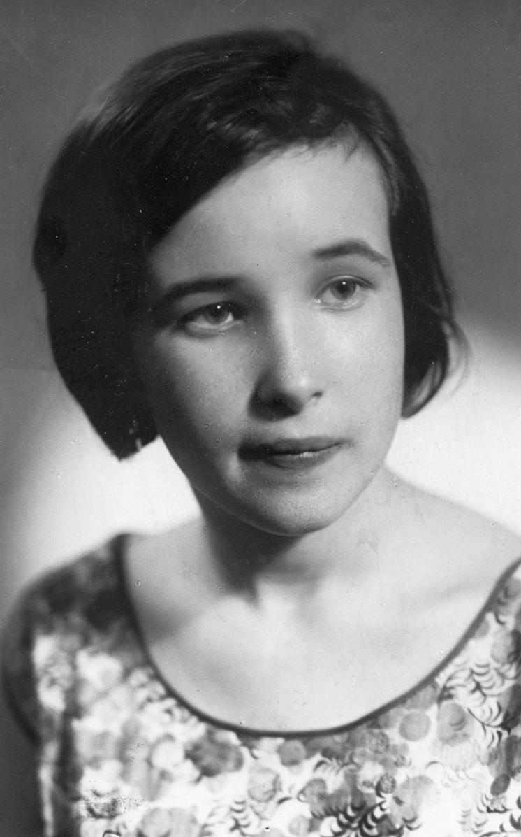 Лена Шварц, 15 лет