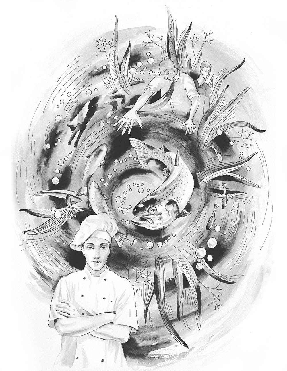 Рисунок Елизаветы Смирновой