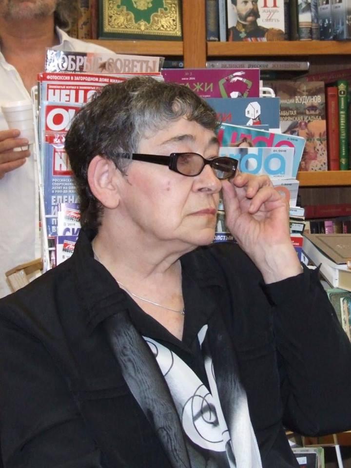 Рита Александрович. Фотограф Юлия Левицкая
