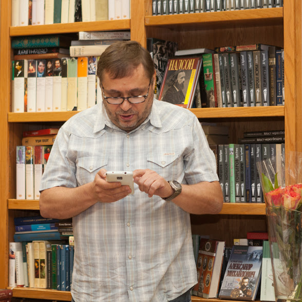 Вадим Ольшевский. Фотограф Анна Голицына