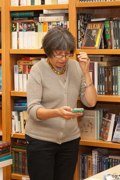 Марина Эскина. Фотограф Анна Голицына