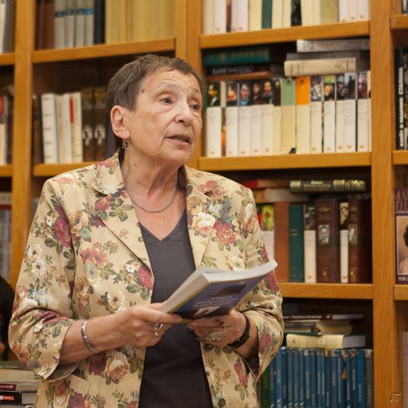 редактор журнала Иностранная литература Ксения Старосельская. Фото Анны Голицыной