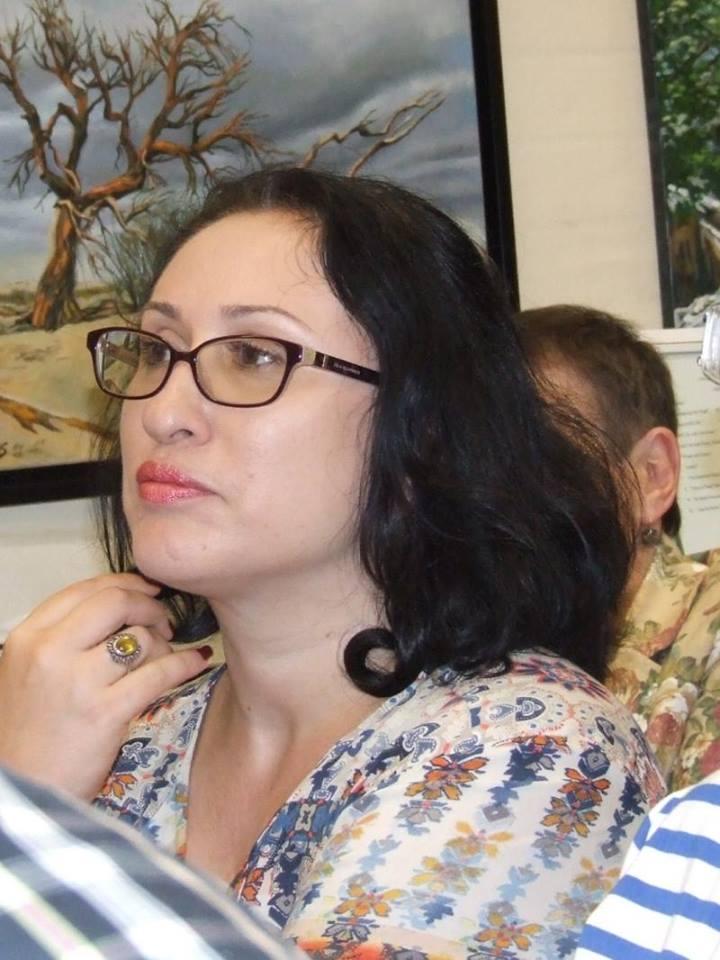 Выпускающий редактор журнала Этажи Мария Шандалова. Фото Юлии Левицкой