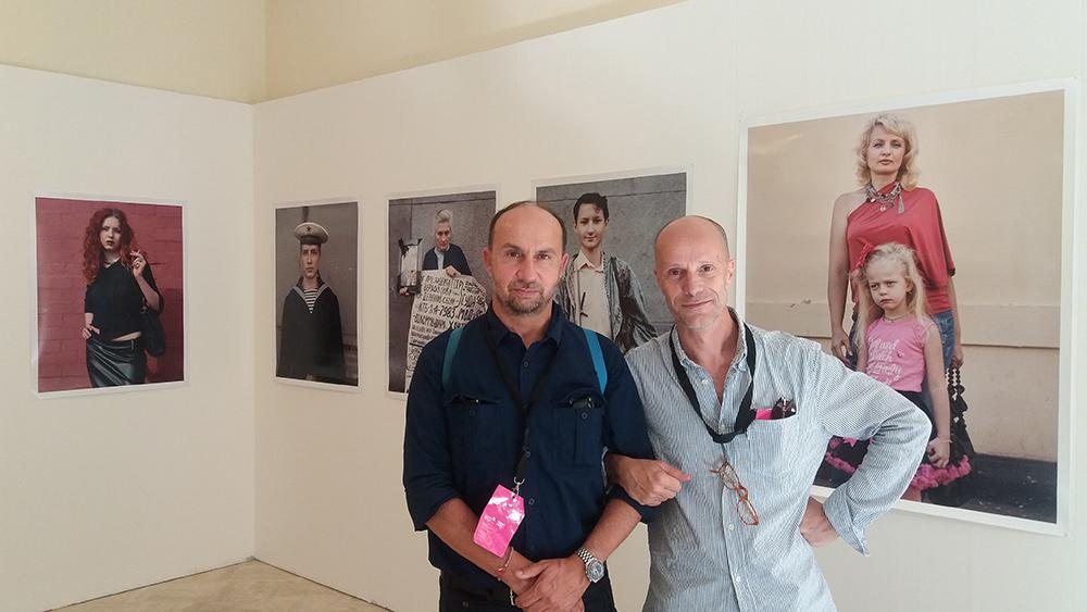 Алессандро Альберт и Паоло Верцоне (Albert&Verzone)