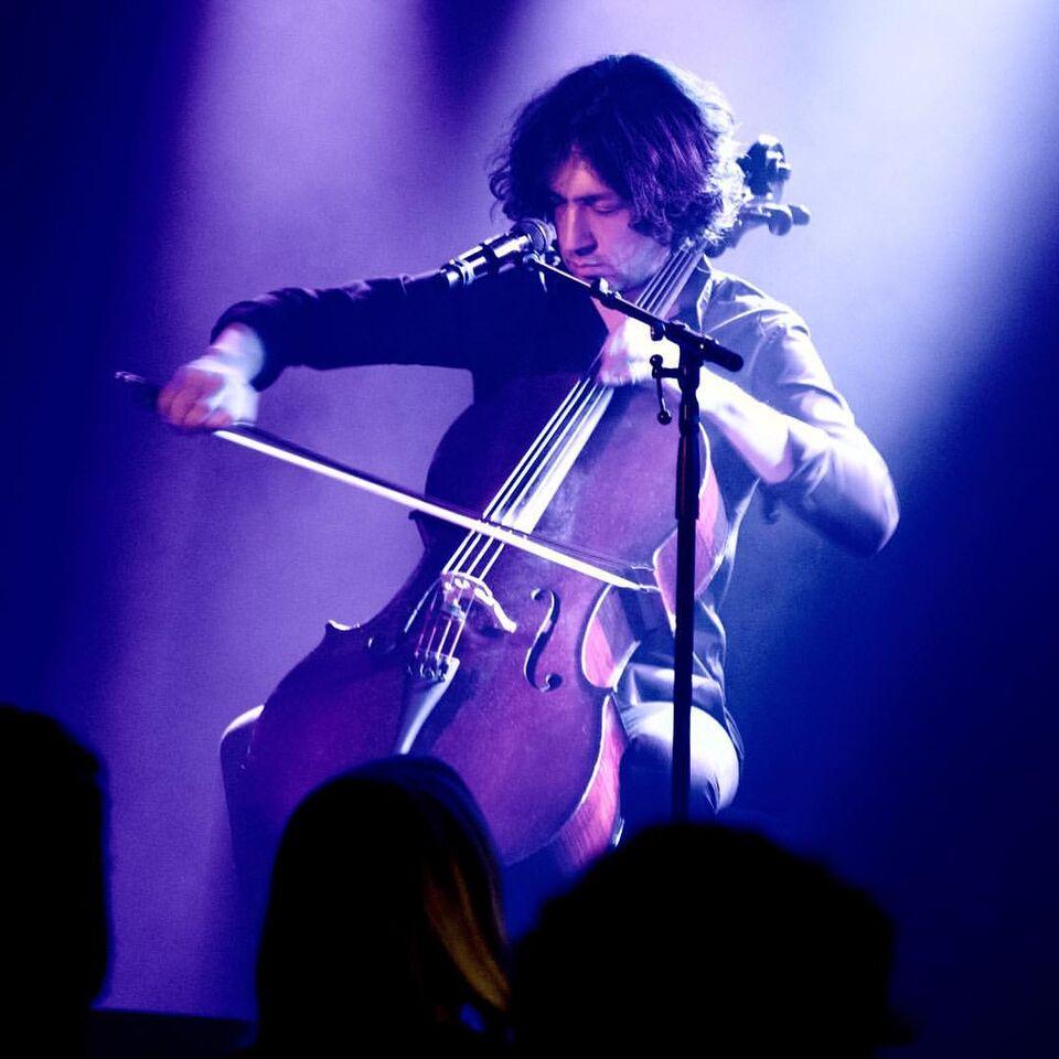 4 января 2017, Нью -Йорк. Сольный концерт в клубе Le Poisson Rouge. Фотограф Irayda Tejeda