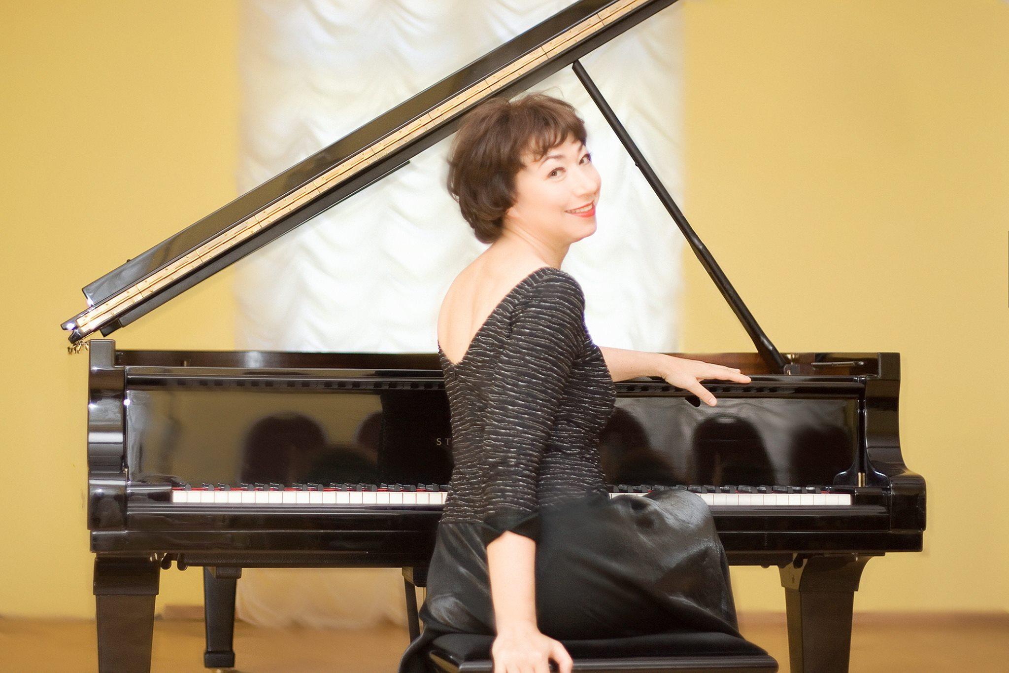 Елена Кушнерова. Фотограф Maria Peter-Filatova, Bonn