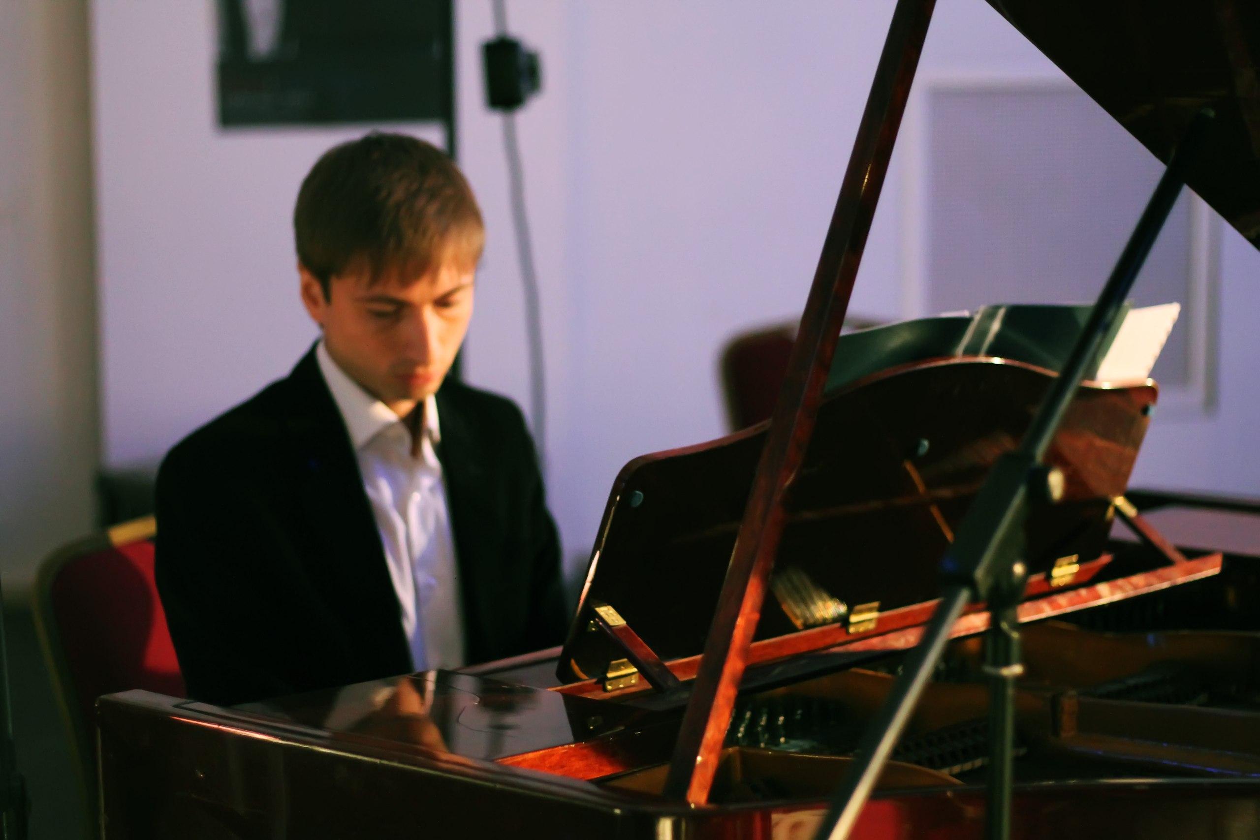 Илья Демуцкий, фото Анна Осташвер
