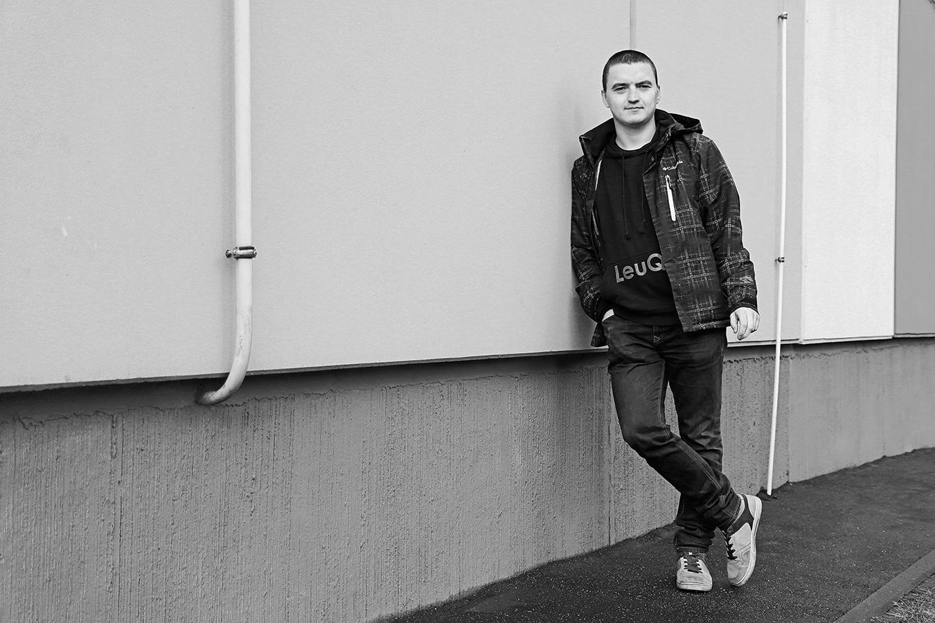 Андрей Диченко. Фото — Жан-Мари Бабоно