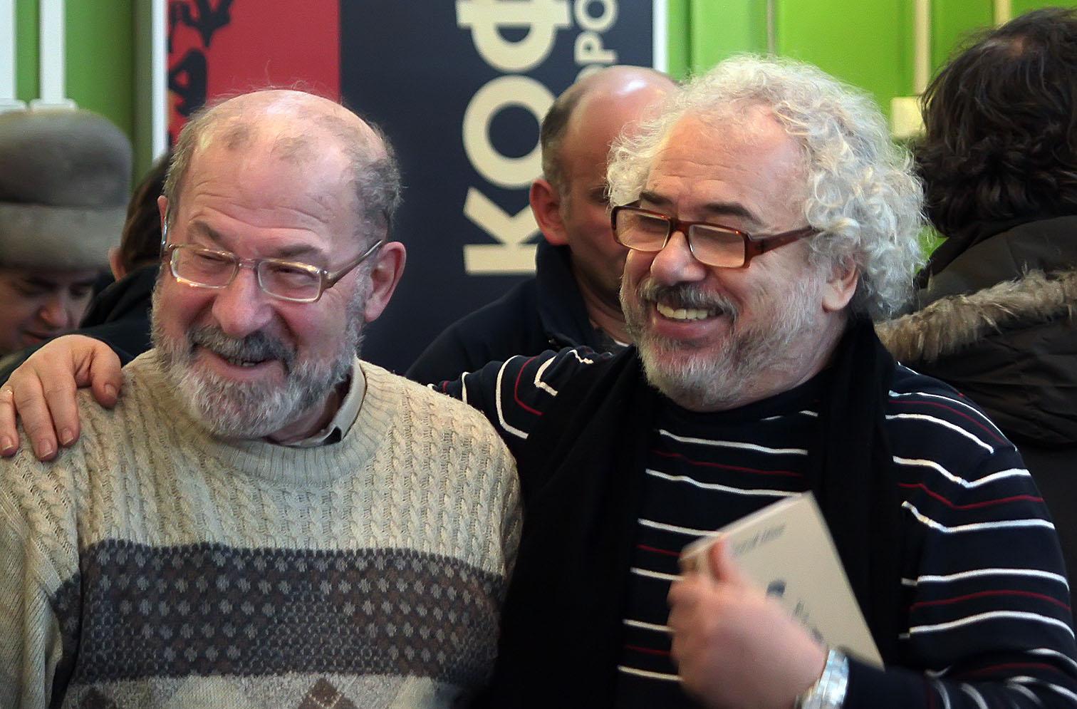 В.А. Лейкин и М.Д. Яснов