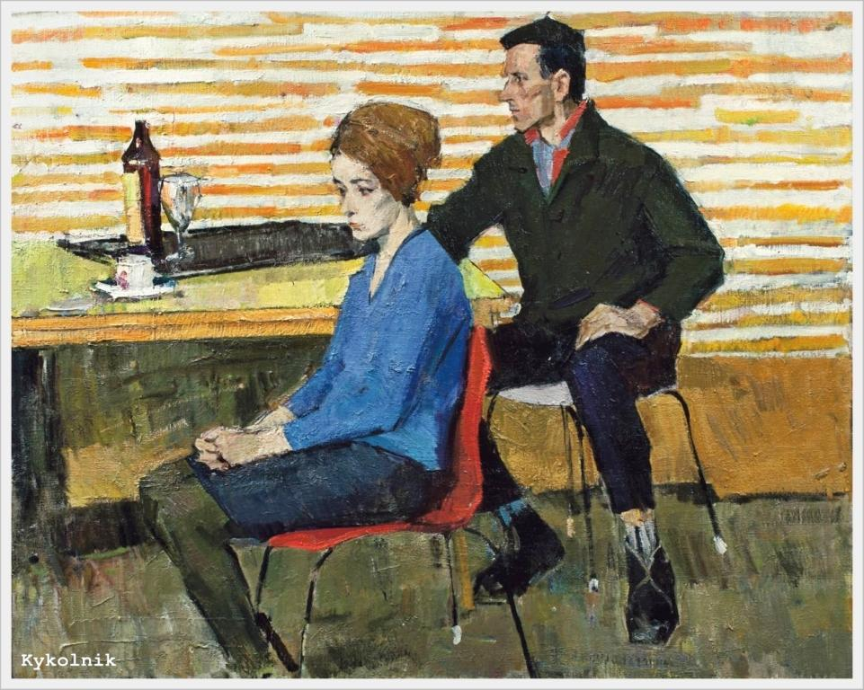 Гомбожав Баир, Двойная постановка, 1967