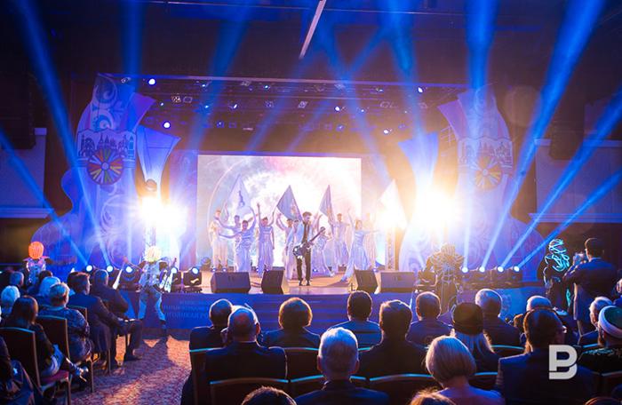 Гала-концерт на церемонии закрытия конкурса МНОГОЛИКАЯ РОССИЯ-2017