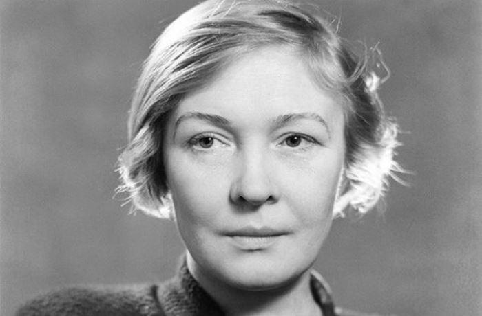 Ольга Берггольц (1910-1975)
