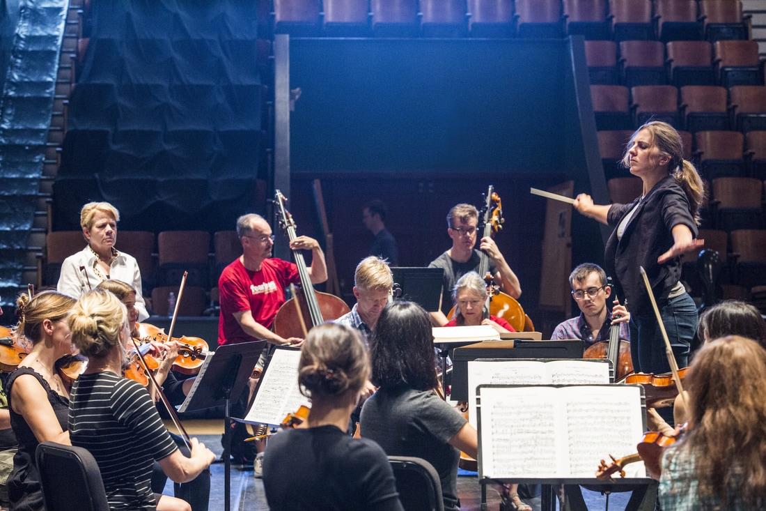 Cabrillo Festival, ежегодный фестиваль современной симфонической музыки, рhoto by R.R.Jones