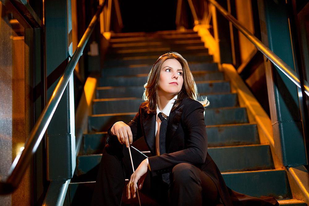 Лидия Янковская, photo by Kate Lemmon