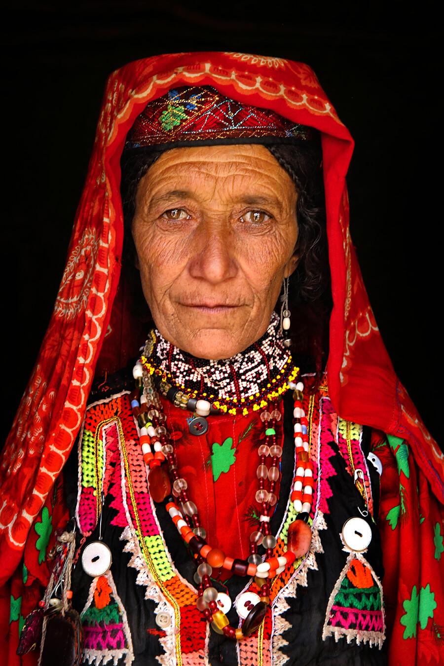 Женщина из Ваханской долины, Афганистан © Александр Химушин / The World In Faces