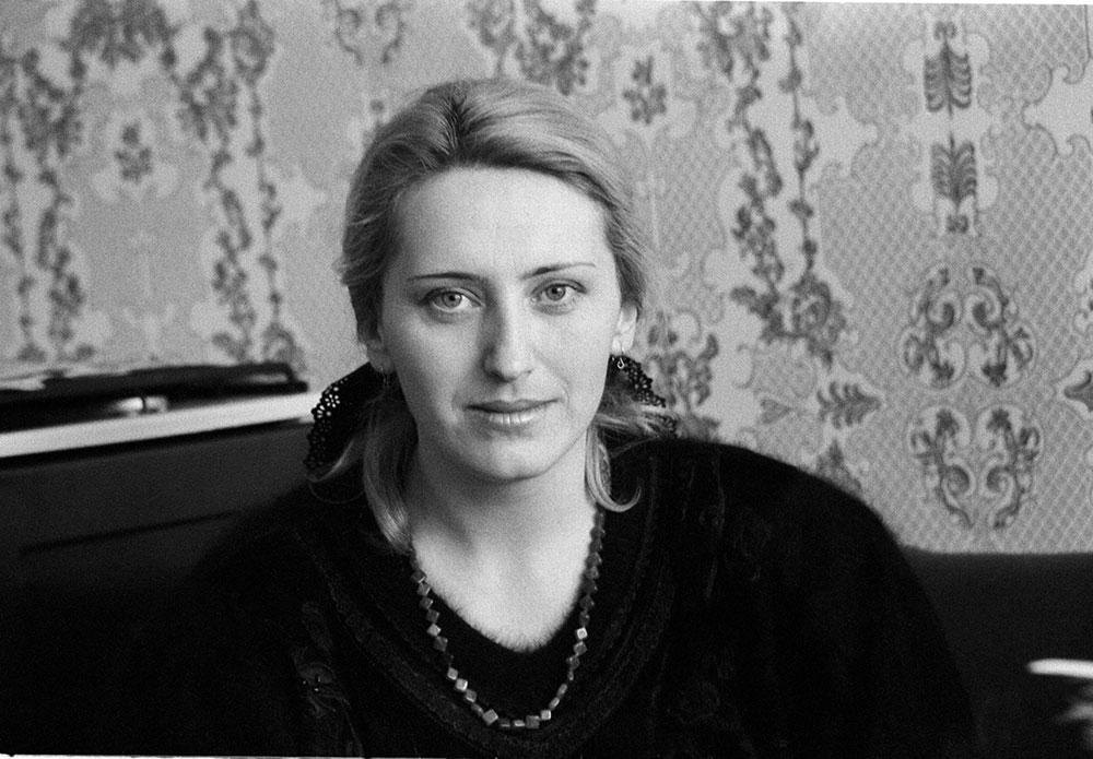 Ольга Подъёмщикова