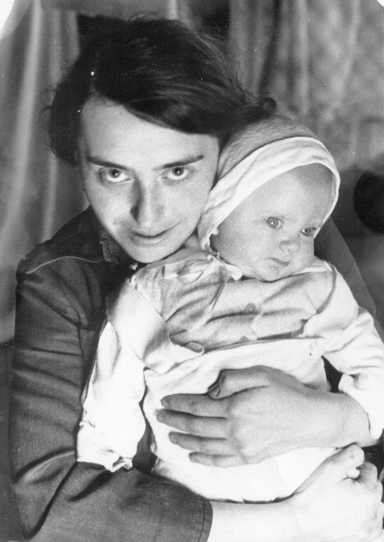 Ольга с дочкой Аней
