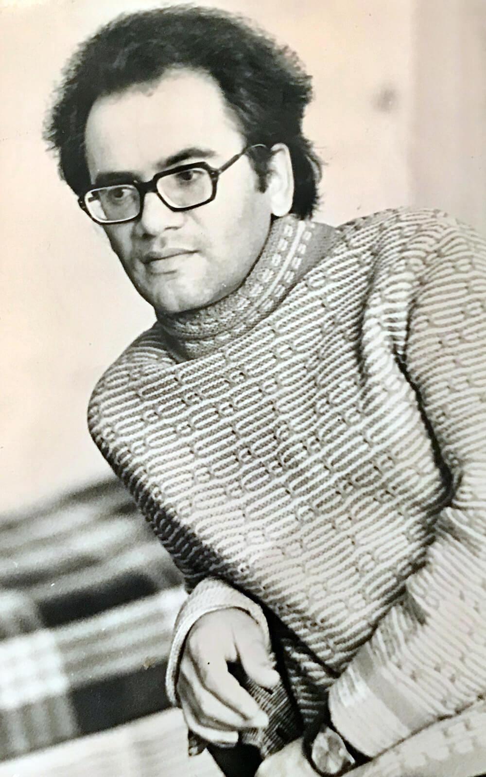 Александр Кушнер, 1975 год