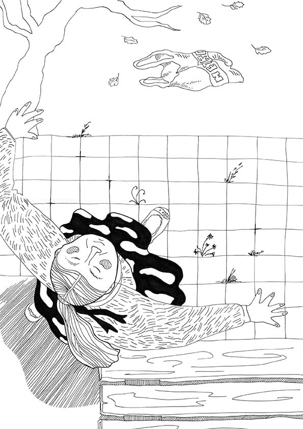 Иллюстрация Риммы Мустафиной
