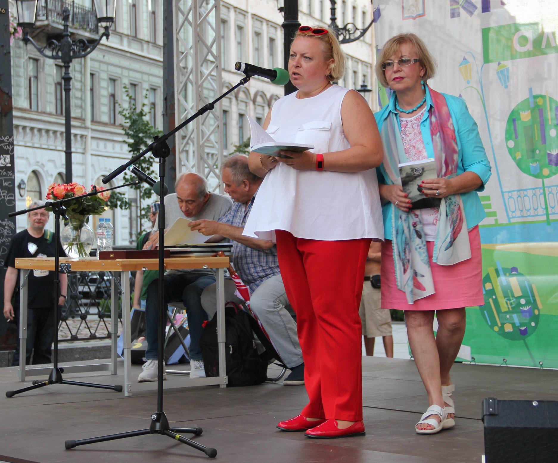 Мария Ватутина и Ольга Медвед