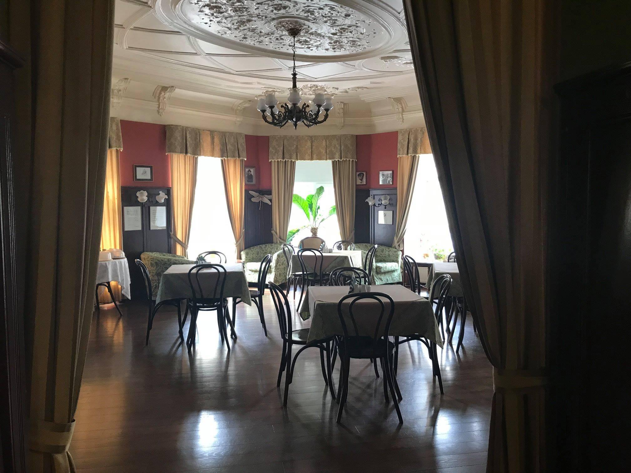 Гостиная отеля Старая Вена