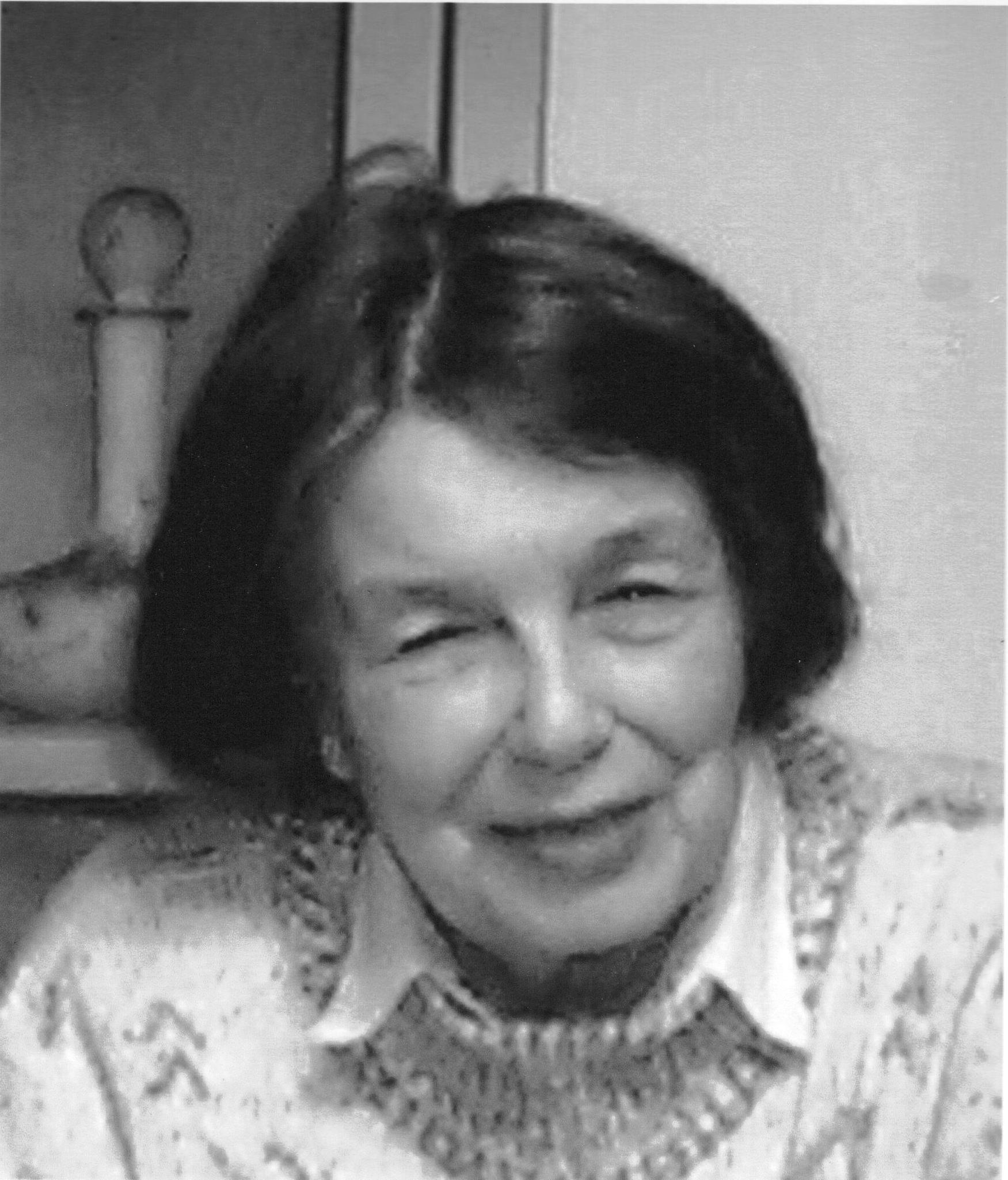 Валентина Синкевич, последняя фотография