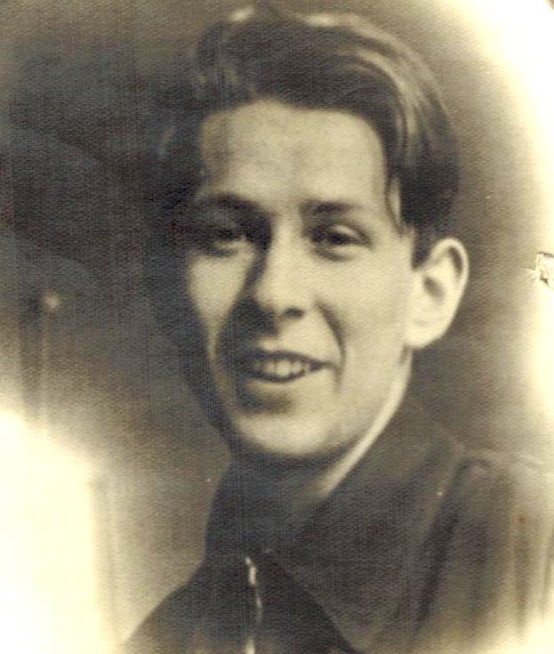 Зоря, студент МГУ, конец 40-х