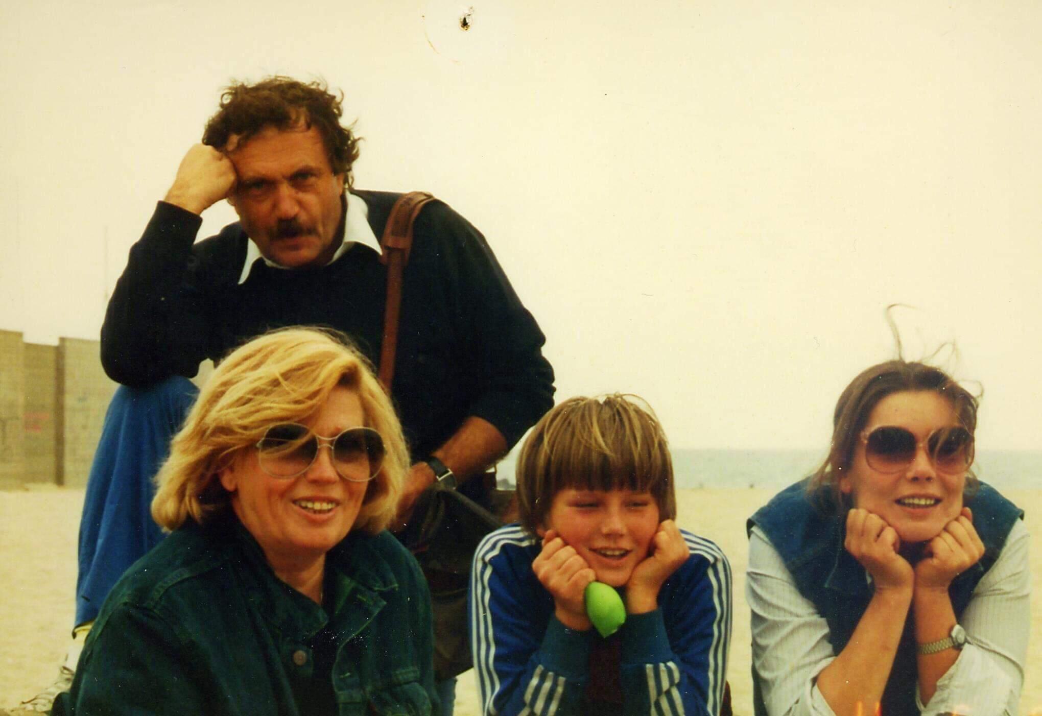 семья василия аксенова фото атлантическом