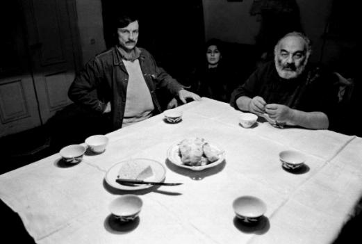 Андрей Тарковский и Сергей Параджанов, Тифлис