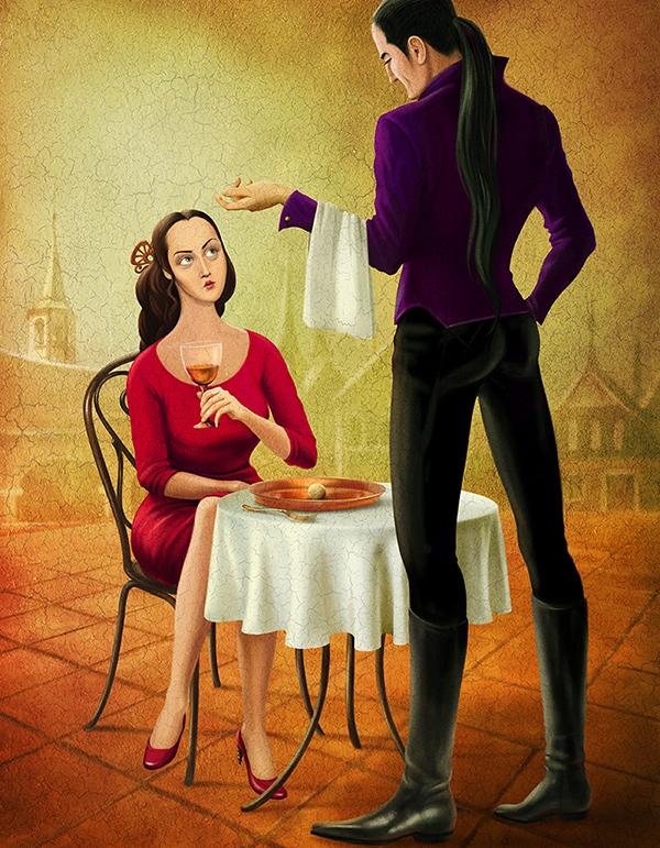 Иллюстрация Ульяны Колесовой