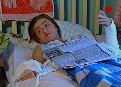 Интервью программе Времечко в больничной палате, Москва, 1997