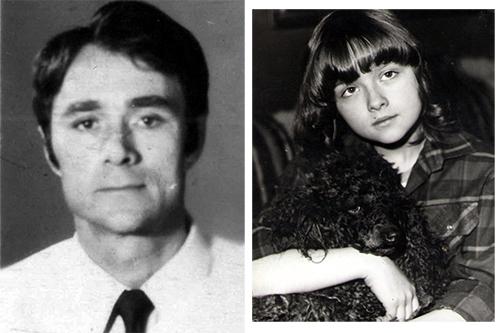 Отец и дочь, Георгий Алексеевич Торбин и Ника Георгиевна Торбина