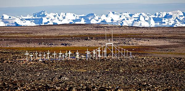 Самое северное кладбище в мире