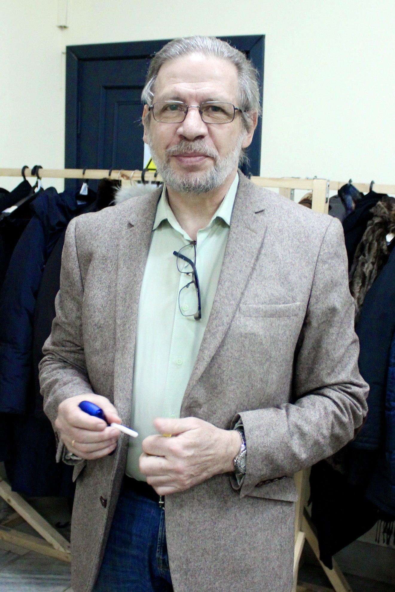 Александр Спарбер