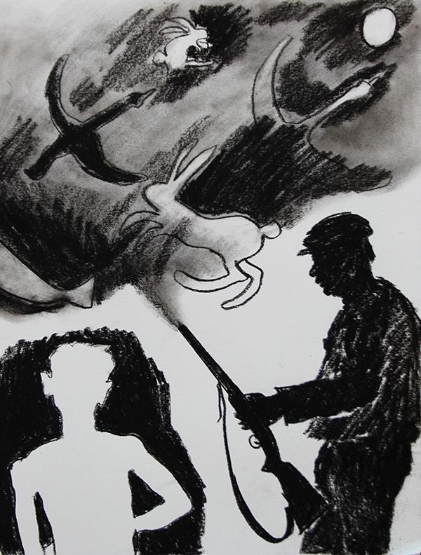 Иллюстрация Марии Макаровой