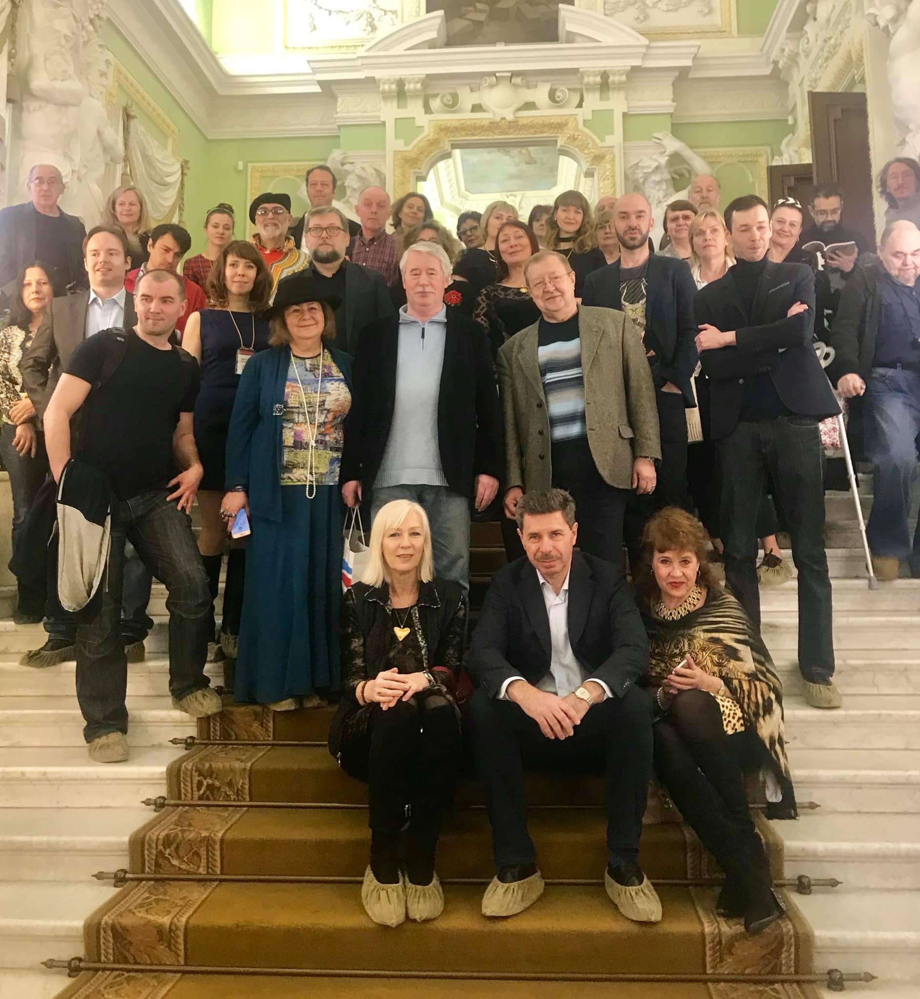 Гости и участники фестиваля им.М.Горького