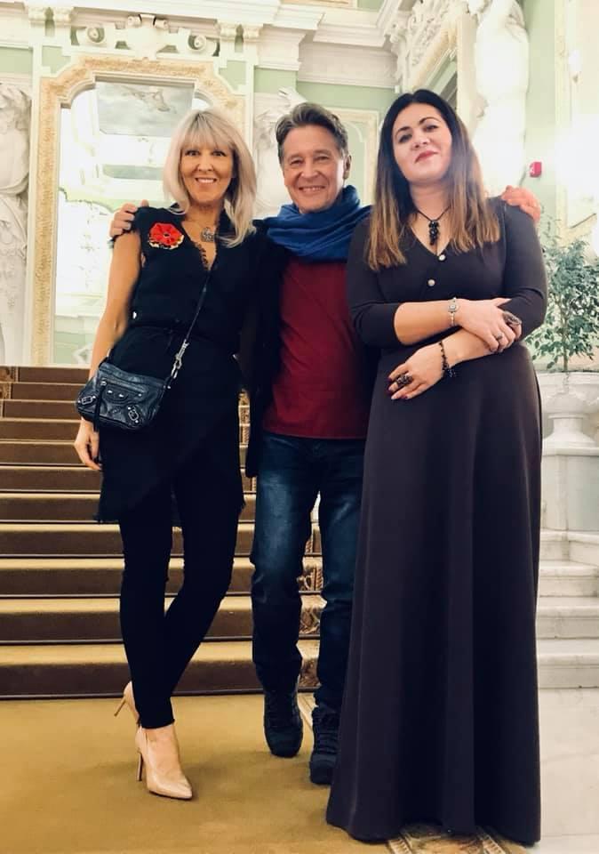 Елена Жирнова, Валерий Бочков, Мария Ануфриева. Нижний Новгород