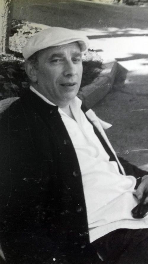 Борис Балтер, семидесятые годы, дом творчества писателей в Ялте