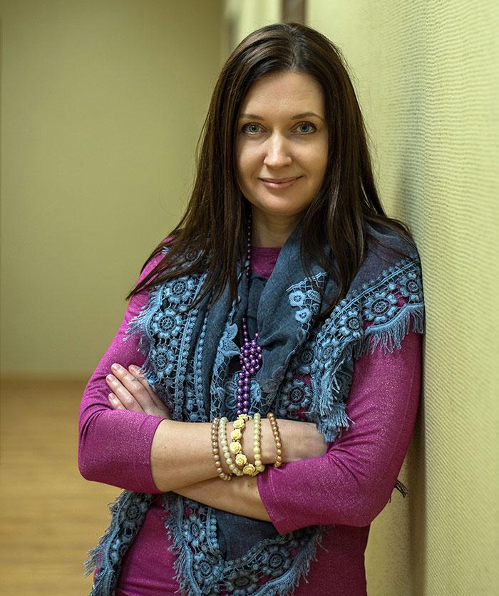 Ирина Терра. Фотография Германа Власова