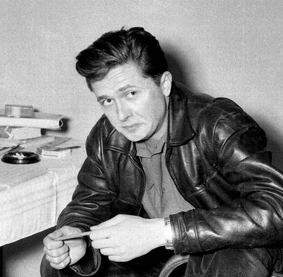 Марек Хласко — надежда новой польской литературы. Варшава, середина 1950-х годов.