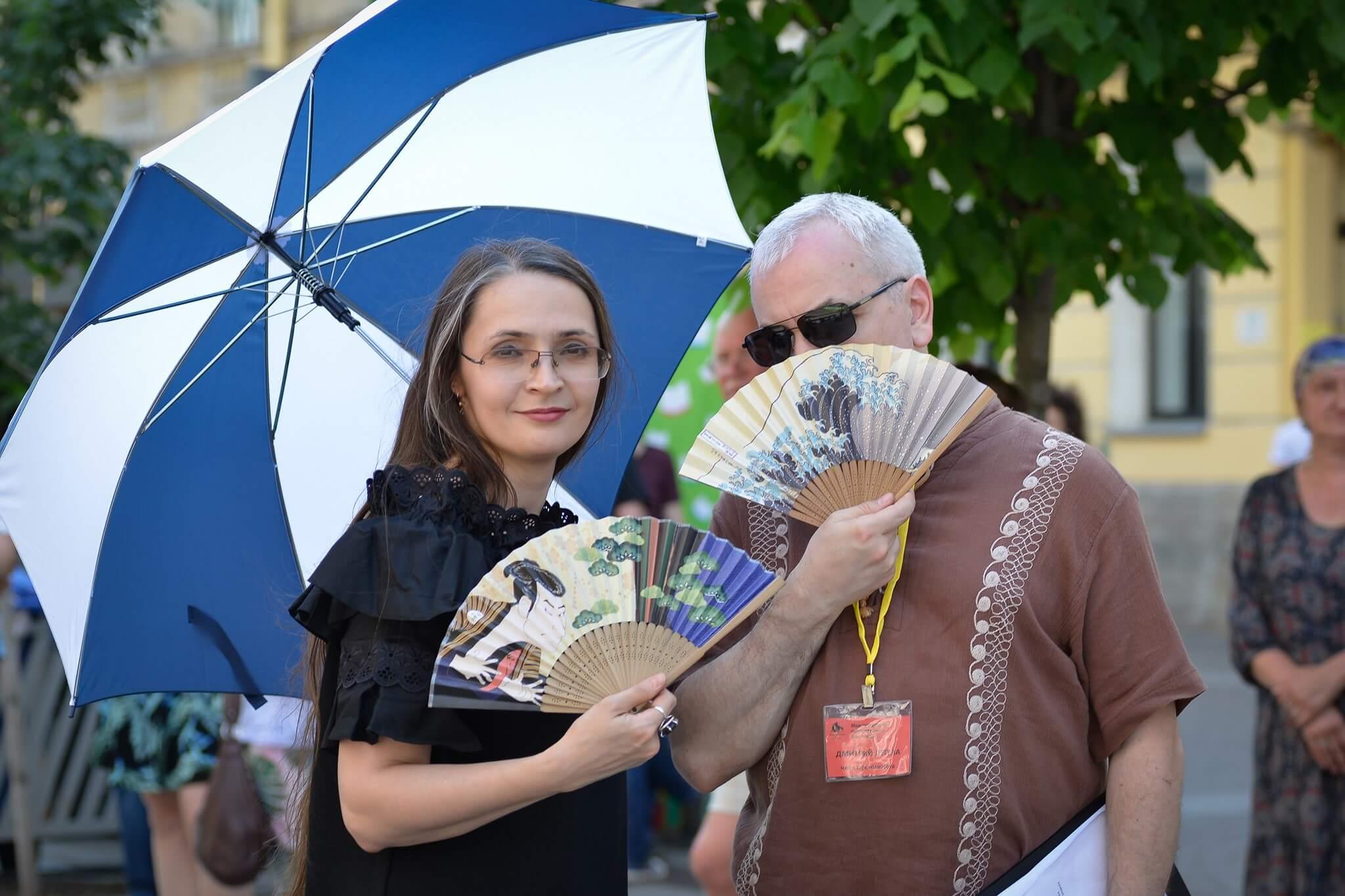 Ирина Каренина и Дмитрий Легеза