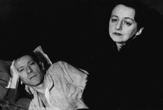 Последняя фотография М. Булгакова. 27 февраля 1940 г.
