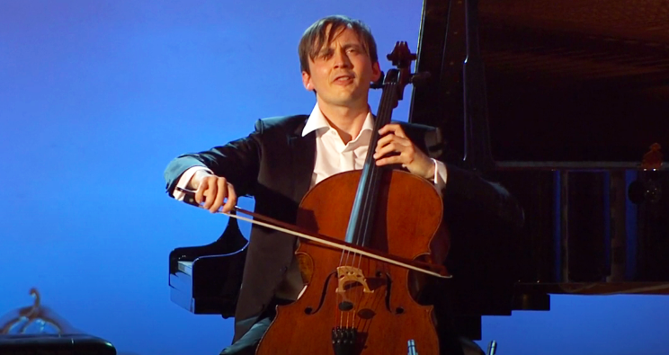 Бенедикт Клёкнер на конкурсе Чайковского (2019)