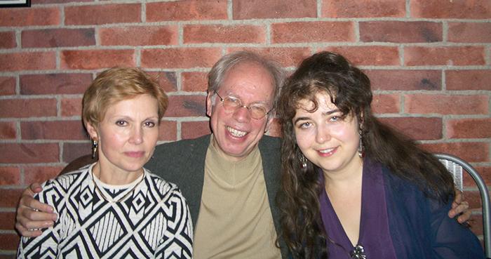 Tatiana Gridenko, Gidon Kremer, Lera Auerbach (Moscow)