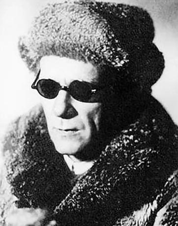 Михаил Булгаков, декабрь 1939 г