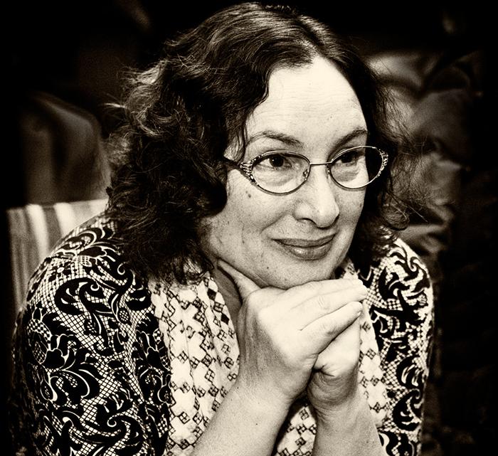 Анна Агнич. Фото Анны Голицыной